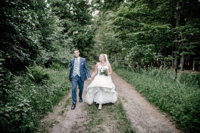 Hochzeitsfotograf Lüneburg - Brautpaarshooting